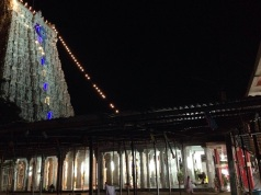Gopuram at Thiruchendur