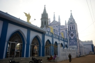 Basilica in Tuticorin