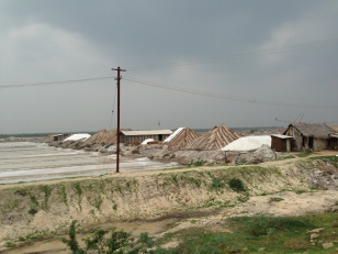 Salt pans, Tuticorin