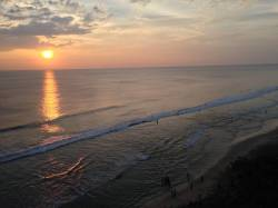 Varkala at Sunset