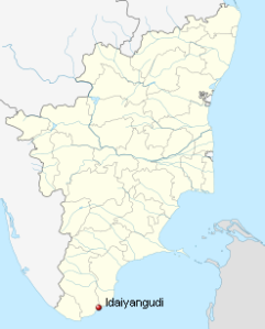 Idaiyankudi Map