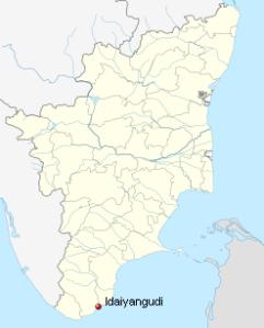 Idaiyankudi Map